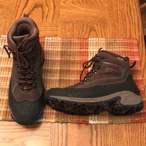 Columbia waterproof boot
